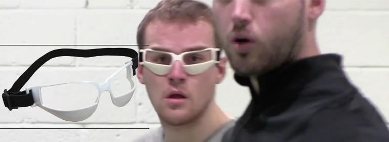 Sports Visual Occlusion Goggles